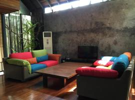 theCHARCOAL, homestay in Kuching