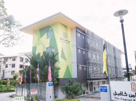 The Capital Residence Suites, hotel near Brunei International Airport - BWN, Bandar Seri Begawan