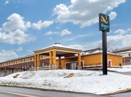 Quality Inn, hotel near Pittsburgh International Airport - PIT,
