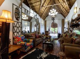 Ngoma Zanga Lodge, lodge in Livingstone