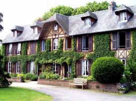 LES CHAMPS RABATS, budget hotel in Villers-sur-Mer