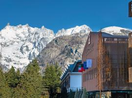 Le Massif - The Leading Hotels of the World, hotel a Courmayeur