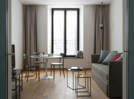 Brera Apartments Alla Scala, self-catering accommodation in Milan