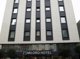 Milord Hotel, hotel in Istanbul