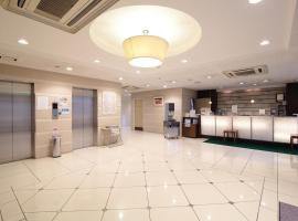 カントリーホテル新潟、新潟市のホテル