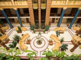 Hotel Russia, hotel in Tsaghkadzor