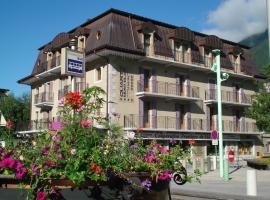 Quartz-Montblanc, hotel near Planards, Chamonix