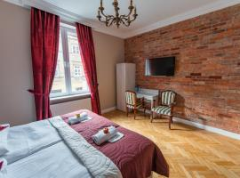 Old Town Boutique Rooms, apartment in Lublin