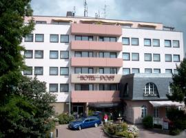TOP Hotel Post Frankfurt Airport, hotel near Frankfurt Airport - FRA, Frankfurt/Main