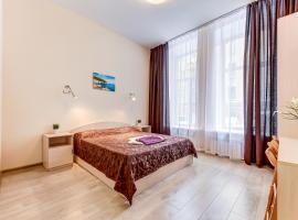SuperHostel on Liteyny 41, hotel near Anna Akhmatova Museum, Saint Petersburg