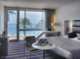 Mercure Nice Promenade Des Anglais, boutique hotel in Nice