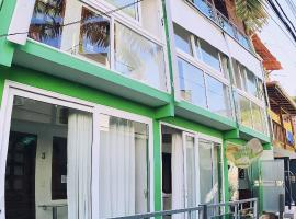 Pousada Brasil Caribe, guest house in Morro de São Paulo