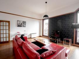 Orange Apartments Bastille, accommodation in Aberdeen