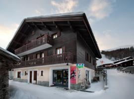 Appartamenti 3000, hotel v Livignu