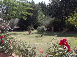 Villa Fabbri, bed & breakfast a Gradara