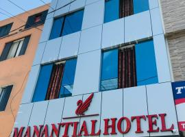 Hotel Manantial No,002, hotel in Lince, Lima