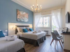 Trastevere Gallery Suites, hotel near Roma Trastevere Train Station, Rome