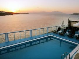 Vana Holidays, hotel v destinaci Ornos
