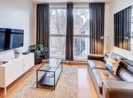 Montreal Quartier Des Spectacles #304 by Le Lovely Homes, apartment in Montreal