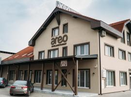 Areo Hotel & Restaurant, hotel din Odorheiu Secuiesc