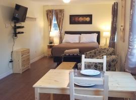 Mountainside Hideaway Cottage & Suites, hotel in North River Bridge