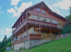 Roubenka – hotel w mieście Červený Kostelec