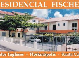 Pousada Residencial Fischer, serviced apartment in Florianópolis