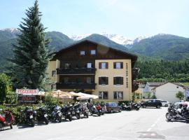 Gasthof Stern, golf hotel in Prato allo Stelvio
