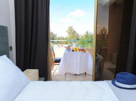 Appart-Hotel Amina Resort, apartment in Marrakesh