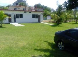 Quinta Esperanza, homestay in Tecolutla