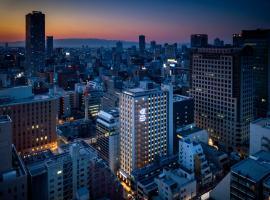 Daiwa Roynet Hotel Osaka-Shinsaibashi, hotel near Hongan-ji Temple Tsumura Betsuin, Osaka