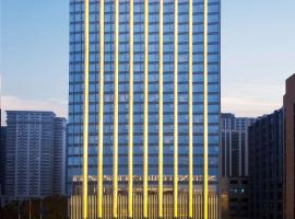 Hyatt Regency Jinan, отель в Цзинане