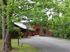 Wandering Bear Lodge Chalet, cabin in Pigeon Forge