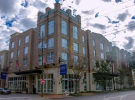 TRYP by Wyndham Savannah, boutique hotel in Savannah