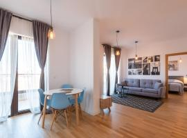 Central Apartment, hotel near Patriarchal Cathedral, Bucharest