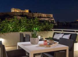 Divani Palace Acropolis, hotel in Athens