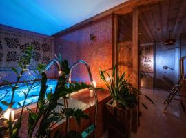 Gold Hotel, hotel with jacuzzis in Zakopane