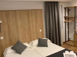 hotel la trainera, hotel en Pedreña