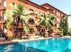 Hôtel L'Auberge, hotel in Bobo-Dioulasso