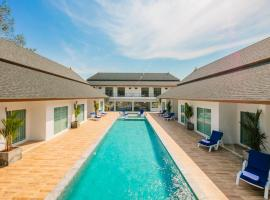 Amadha Villas Retreat, hotel in Ao Nang Beach