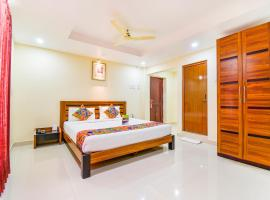 FabHotel Sri Krishna Residency Airport, hotel in Chennai