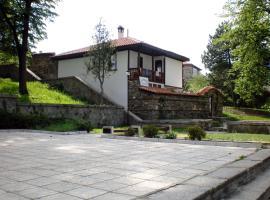Семeен хотел Георги, хотел в Калофер