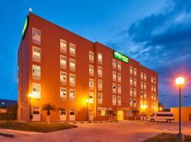 City Express Junior Tuxtla Gutierrez Poliforum, отель в городе Тустла-Гутьеррес