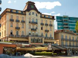 Hotel Victoria, отель в Лугано