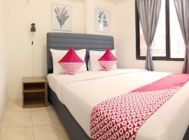 OYO Flagship 483 Tamansari Panoramic Bandung, hotel with pools in Bandung