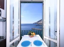 Appartamenti Casamalfi vista mare, apartment in Amalfi