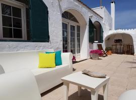 Turismo Rural Biniati des Pi, country house in Sant Lluis