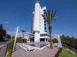 Tourist Hotel, hotel perto de Aeroporto de Antalya - AYT, Antalya