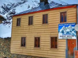 Guest House Buba, hotel en Ushguli