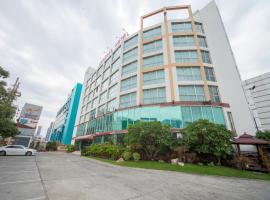 Lantana Resort, hotel near Crystal Design Center, Bangkok